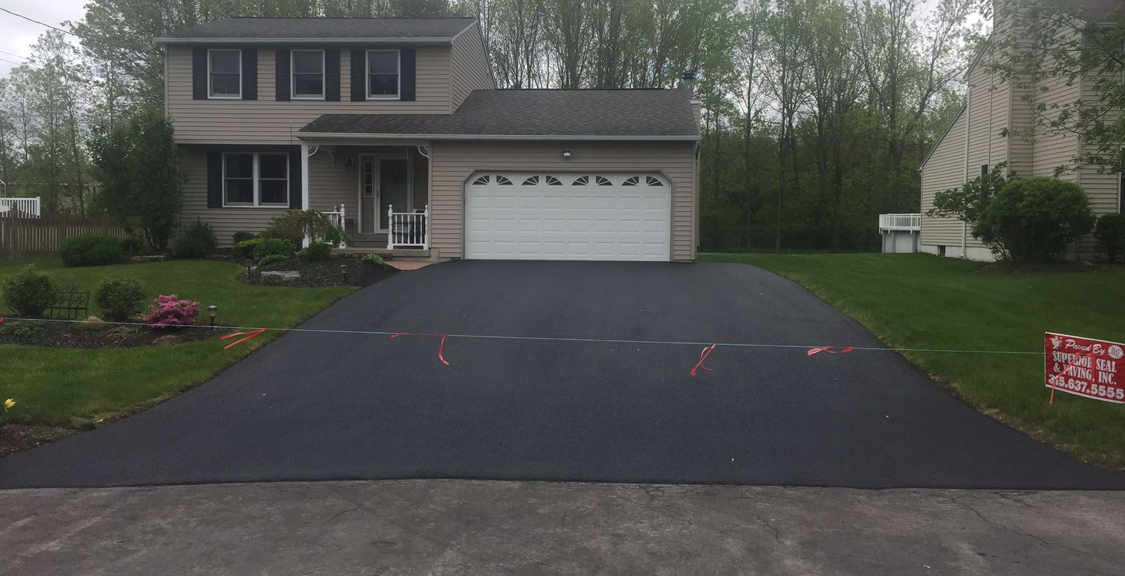 pave topcoat superior seal paving